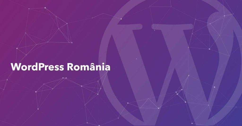 WordPress Romania grup